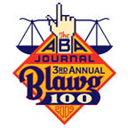 HealthBlawg listed in ABA Journal Blawg 100