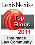 LexisNexis Names HealthBlawg to its Top Blogs of the Year – Insurance Law Community 2011