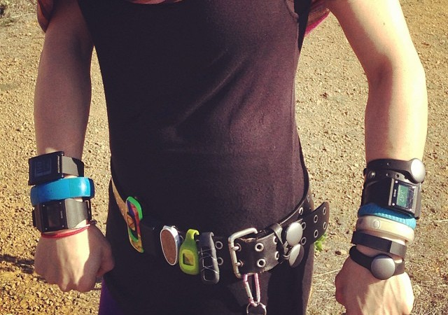 mHealth Fitness Trackers Have a Long Way to Go