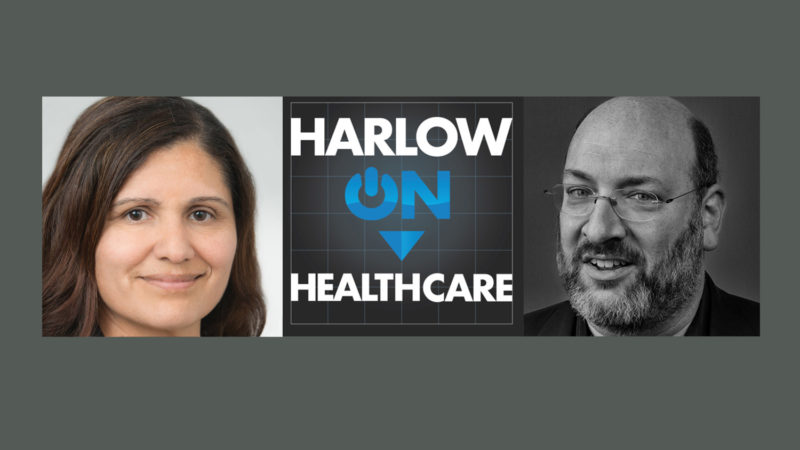 Quest Diagnostics CIO Lidia Fonseca Talks Analytics and Design Thinking – Harlow on Healthcare