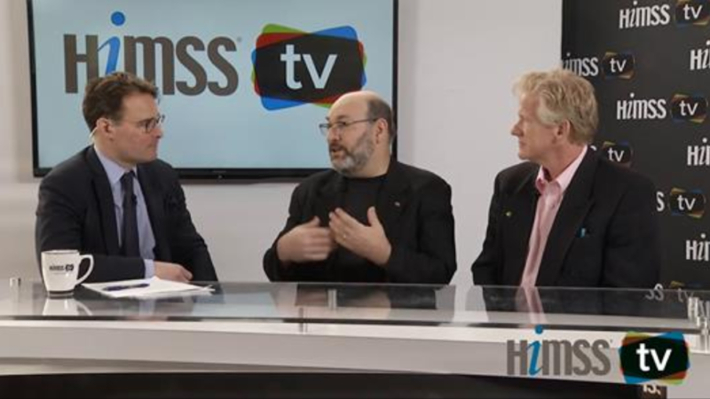 Talking Healthcare Data Security on HIMSS.tv