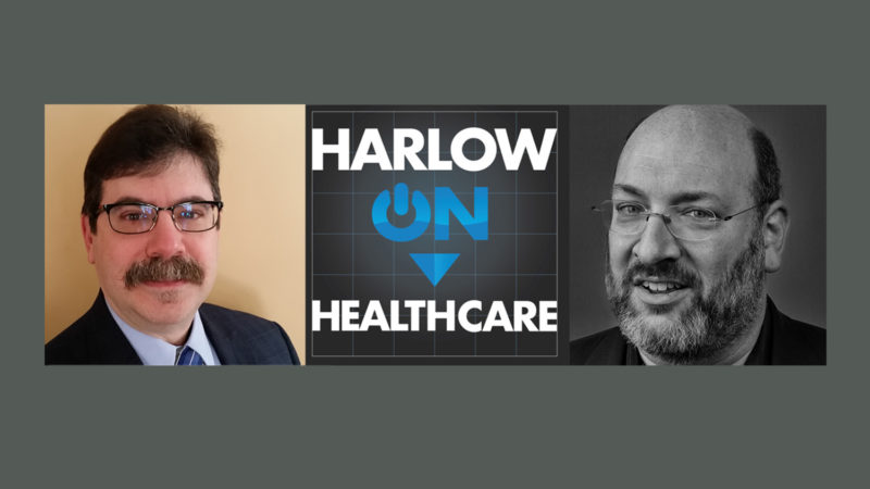 The Tyranny of Automation, with Mitchell Goldburgh, NTT Data Services at HIMSS 2018 — Harlow on Healthcare