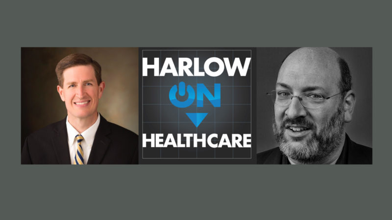 "Paving the way for ""Fee For Value"" with Health Catalyst's CEO Dan Burton — Harlow on Healthcare"