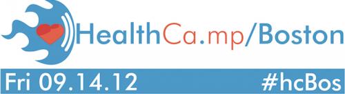 HealthCamp Boston 2012: Brainstorming the Future of Healthcare